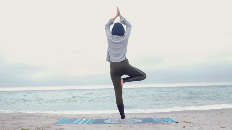 Namaste Yoga Poses