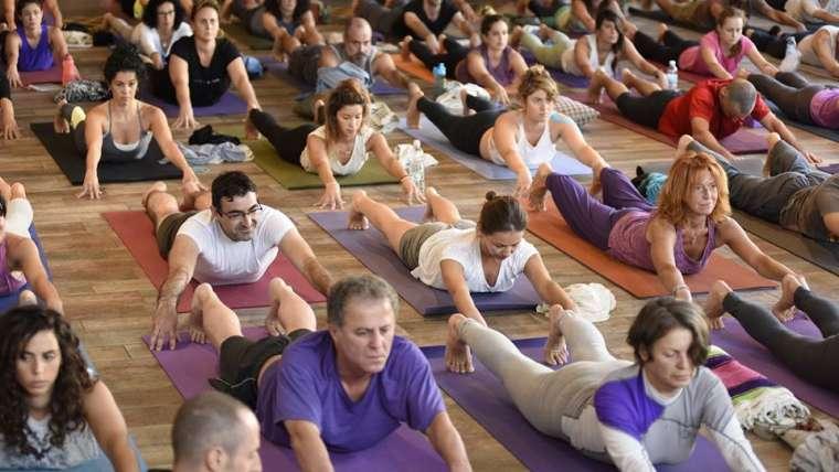 When Yoga Went West